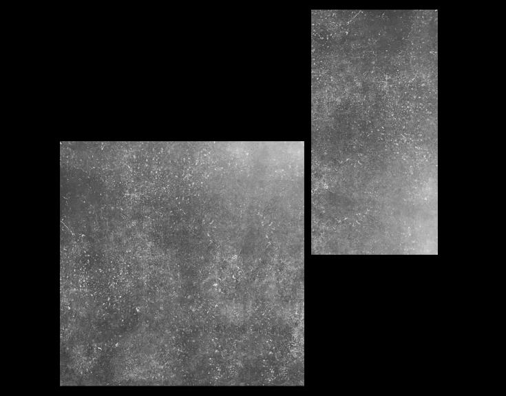 Antraciet stonelook tegels